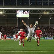 England V Georgia