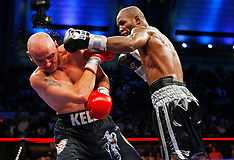 October 18, 2008: Bernard Hopkins vs Kelly Pavlik