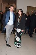 THORBJORN ANKERSTJERNE; NOOR FARES, Mandala for Crusoe, Exhibition of work by Francesco Clemente. Blain/Southern. Hanover Sq. London. 29 November 2012