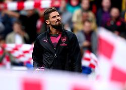 Olivier Giroud of Arsenal - Mandatory by-line: Jack Phillips/JMP - 19/08/2017 - FOOTBALL - Bet365 Stadium - Stoke-on-Trent, England - Stoke City v Arsenal - Premier League