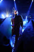 Beady Eye performing live at the Rockhal concert venue in Luxembourg, Europe on February 21, 2014
