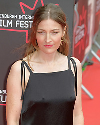 Edinburgh International Film Festival, Wednesday, 19th June 2018<br /> <br /> Opening Night Red Carpet: PUZZLE (International Premiere) <br /> <br /> Pictured: Kelly Macdonald<br /> <br /> (c) Aimee Todd | Edinburgh Elite media