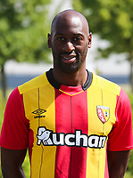 Mohamed Fofana during photoshooting of RC Lens for new season 2017/2018 on October 5, 2017 in Lens, France<br /> Photo by RC Lens / Icon Sport
