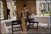 ELIZABETH MANSFIELD, The Tercentenary Ball, Worcester College. Oxford. 27 June 2014