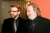 U2 was among the artists saluting Universal Music Group International chairman/CEO Lucian Grainge at the Music Industry Trusts' Award ceremony. Grosvenor House Hotel. Monday, Nov.3, 2008