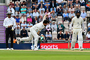 Ishant Sharma of India bowling during the first day of the 4th SpecSavers International Test Match 2018 match between England and India at the Ageas Bowl, Southampton, United Kingdom on 30 August 2018.