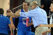 DESCRIZIONE : Orchies 26 giugno 2013 Eurobasket 2013 femminile<br /> Italia Nazionale Femminile Serbia<br /> GIOCATORE : martina fassina, roberto ricchini<br /> CATEGORIA : <br /> SQUADRA : Italia Nazionale Femminile <br /> EVENTO : Eurobasket 2013<br /> Italia Nazionale Femminile Serbia<br /> GARA : Italia Nazionale Femminile Serbia<br /> DATA : 26/06/2013<br /> SPORT : Pallacanestro <br /> AUTORE : Agenzia Ciamillo-Castoria/ElioCastoria<br /> Galleria : Eurobasket 2013<br /> Fotonotizia : Orchies 27 giugno 2013 Eurobasket 2013 femminile<br /> Italia Nazionale Femminile Serbia<br /> Predefinita :