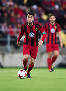 &Ouml;STERSUND, SWEDEN - AUGUST 24: Brwa Nouri of Oestersunds FK during the UEFA Europa League Qualifying Play-Offs round second leg match between &Ouml;stersunds FK and PAOK Saloniki at J&auml;mtkraft Arena on August 24, 2017 in &Ouml;stersund, Sweden. Foto: Nils Petter Nilsson/Ombrello<br /> ***BETALBILD***