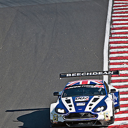 Beechdean AMR, Andrew Howard & Jonny Adam, Aston Martin Vantage GT3, GT3 during qualifying and practice at the first round of the Avon Tyres British GT Championship held at Oulton Park, Cheshire, UK on the 30th March 2013 WAYNE NEAL | STOCKPIX.EU