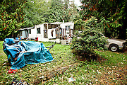 Home of Pam Kohler, mother of Colton Harris-Moore, Camano Island, WA.