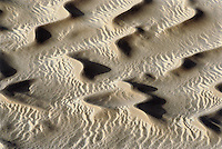 Pattern on Eroding Surface