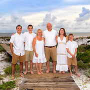Saunders Family Beach Photos