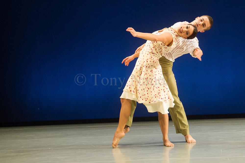Richard Alston Dance Company perform Devil in the Detail, but Richard Alston.