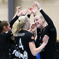 VBALL: 13-01-2018 - Ikast KFUM - Fortuna Odense - Volleyligaen Damer 2017-2018