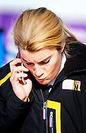 Snowboardsters Nicolien Sauerbreij en Michelle Dekker zijn er zaterdag bij de Olympische Spelen niet in geslaagd de knock-outfase te bereiken op de parallelslalom. Beide Nederlandse vertegenwoordigsters schoten tekort in de kwalificaties waaruit de beste 16 van 32 boardsters het toernooi mogen vervolgen. De 17-jarige Dekker eindigde als 19e. De 34-jarige Sauerbreij kwam niet verder dan de 20e tijd. De olympisch kampioene van Vancouver slaagde er woensdag niet in de kwartfinale van de parallelreuzenslalom te bereiken.