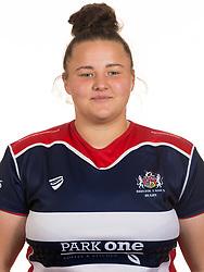 Ellie Mulhearn of Bristol Rugby Ladies - Mandatory by-line: Dougie Allward/JMP - 25/08/2016 - FOOTBALL - Cleve RFC - Bristol, England - Bristol Rugby Ladies