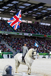 Opening Ceremony, Team GBR <br /> Alltech FEI World Equestrian Games™ 2014 - Normandy, France.<br /> © Hippo Foto Team - Leanjo de Koster<br /> 25/06/14