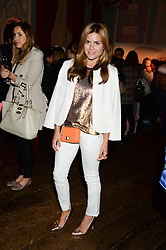 ZOE HARDMAN at the Juicy Couture - Viva La Juicy perfume Party held at Home House, Portman Square, London on 30th May 2013.