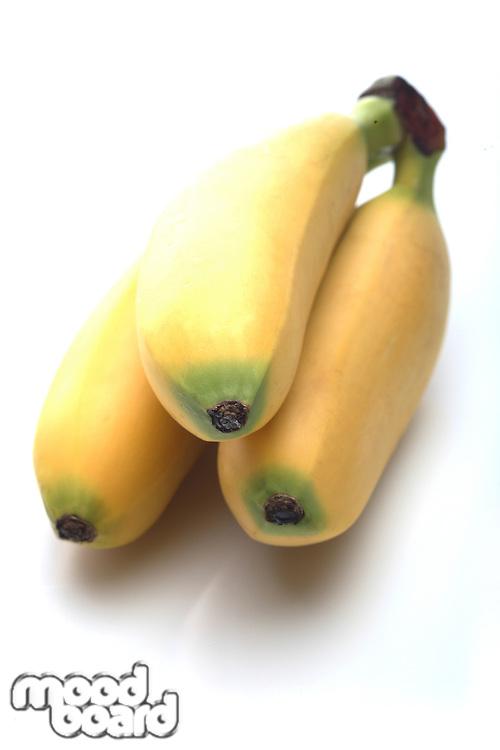 A bunch of Thai bananas
