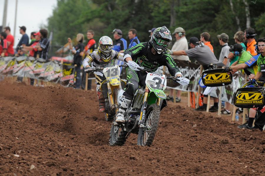 Monster Energy CMRC Canadian Motocross Nationals..Riverglade Motocross Track..Moncton, New Brunswick..Aug 2-3, 2008