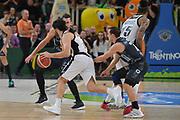 Teodosic Milos<br /> Legabasket Campionato 2019/2020<br /> 17° Giornata - Andata - 04/01/2020 <br />  Dolomiti Energia Trentino - Segafredo Virtus Bologna  77-83 <br /> Trento BLM Group Arena05/01/2020 Ore 17:30<br /> Foto GiulioCiamillo/Ciamillo