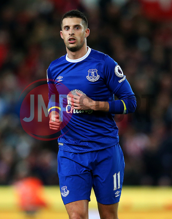 Kevin Mirallas of Everton - Mandatory by-line: Matt McNulty/JMP - 01/02/2017 - FOOTBALL - Bet365 Stadium - Stoke-on-Trent, England - Stoke City v Everton - Premier League