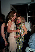 TRINNY WOODALL; MAIA HIRST, Prada Congo Benefit party. Double Club. Torrens Place. Angel. London. 2 July 2009.