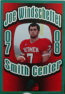 11/7/07 Smith Center, KS.The trading cards for the Smith Center high school football team..This one is for Joe Windscheffel....(Chris Machian/Prairie Pixel Group)