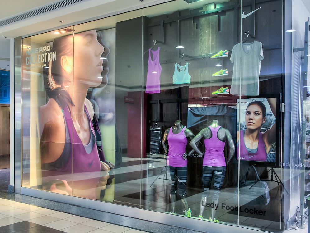 Lady Footlocker for Nike