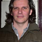 London, England, UK. 23 January 2018. Nigel Harman Arrivers at Beginning - press night at Ambassadors Theatre.