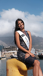 Cape Town. 010618. The new Miss South Africa, Tamaryn Green ,23, from Paarl photographed at the V&A Waterfront during her first visit to Cape Town after being crowned Miss South Africa. Picture:Ian Landsberg/ANA