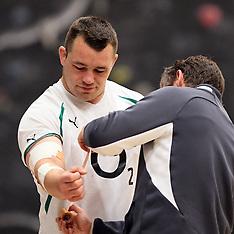 Queenstown-Rugby, Ireland Team Training