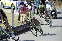 Contador Alberto -   Tinkoff - Saxo   - 28.05.2015 - Tour d'Italie - Etape 18 : Melide / Verbania <br />Photo : Sirotti / Icon Sport