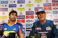 Pepsi IPL 2013 Pre-Final Press Conference