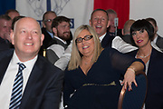 Fans laugh during Alan Rough's spot at Dundee FC hall of fame dinner at Invercarse Hotel, Dundee, Photo: David Young<br /> <br />  - &copy; David Young - www.davidyoungphoto.co.uk - email: davidyoungphoto@gmail.com