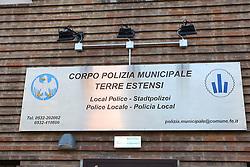 INAUGURAZIONE NUOVA SEDE POLIZIA MUNICIPALE VIA IV NOVEMBRE