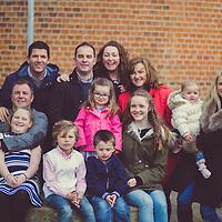 Kelley Weller Family Photoshoot