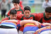 20130904 Hurricanes Under15 Rugby Tournament - Bishop Viard v Tawa