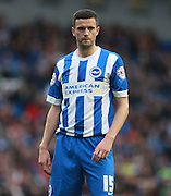 Brighton player Jamie Murphy during the Sky Bet Championship match between Brighton and Hove Albion and Preston North End at the American Express Community Stadium, Brighton and Hove, England on 24 October 2015. Photo by Bennett Dean.