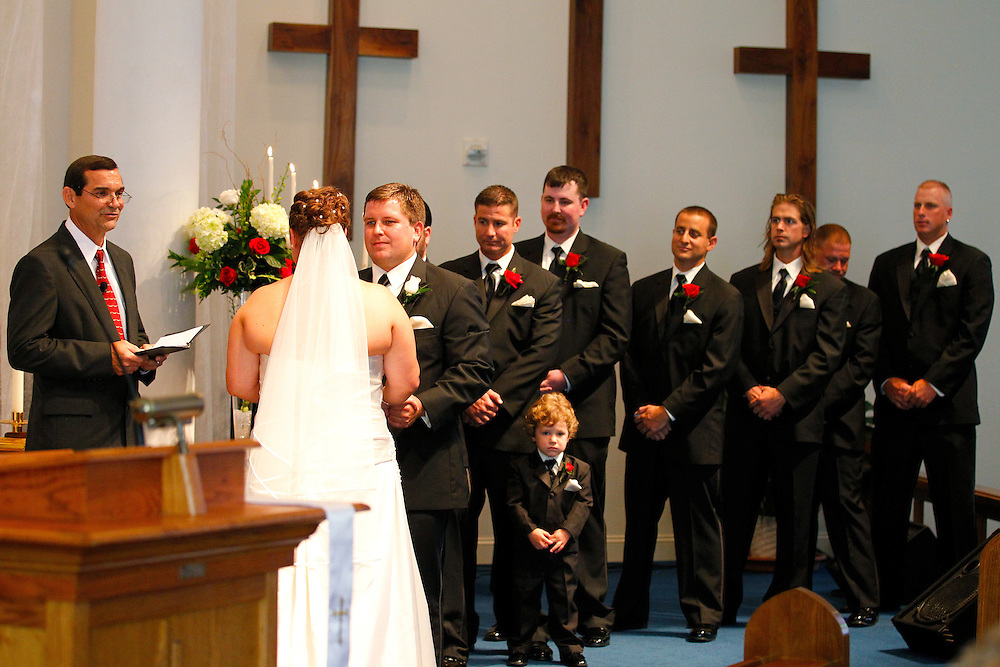 Preview of the wedding of Beth Allen and Garrett Buckles, by Mike Carlson Photography