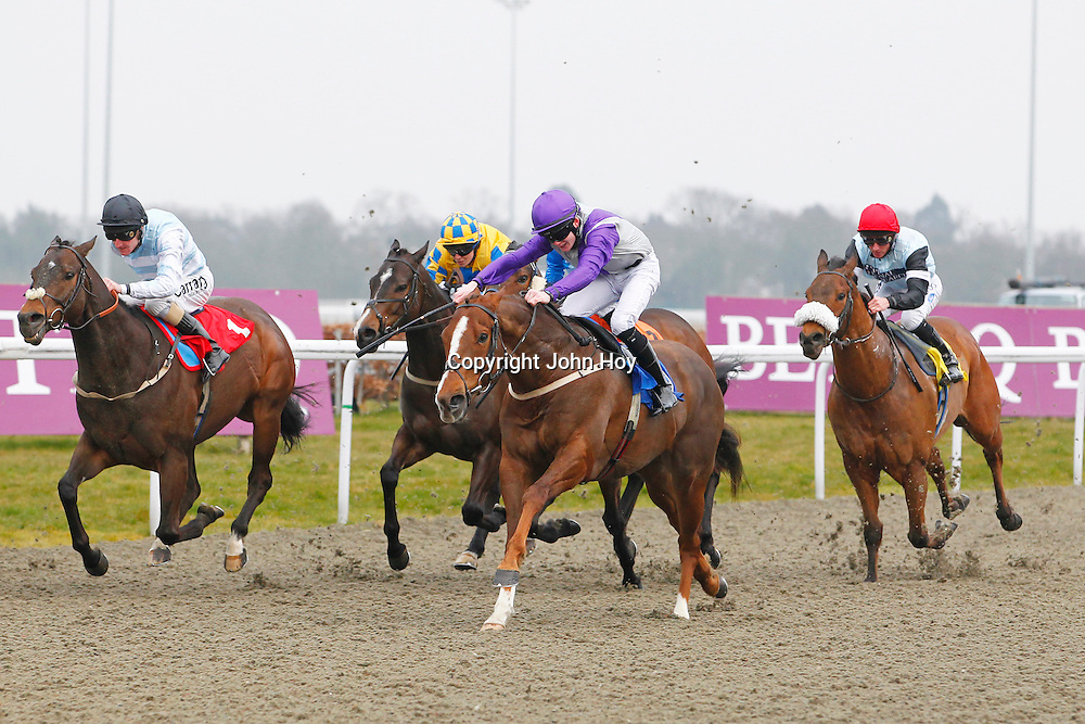 Alpha Delta Whiskey and Michael J Murphy winning the 5.30 race