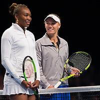 Champions Battle 2018 - Caroline Wozniacki - Venus Williams