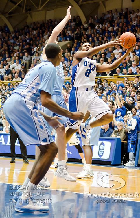 Duke beats UNC 79-73 at Cameron Indoor Stadium Durham NC