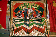National Union of Public Employees East Midlands region banner ....