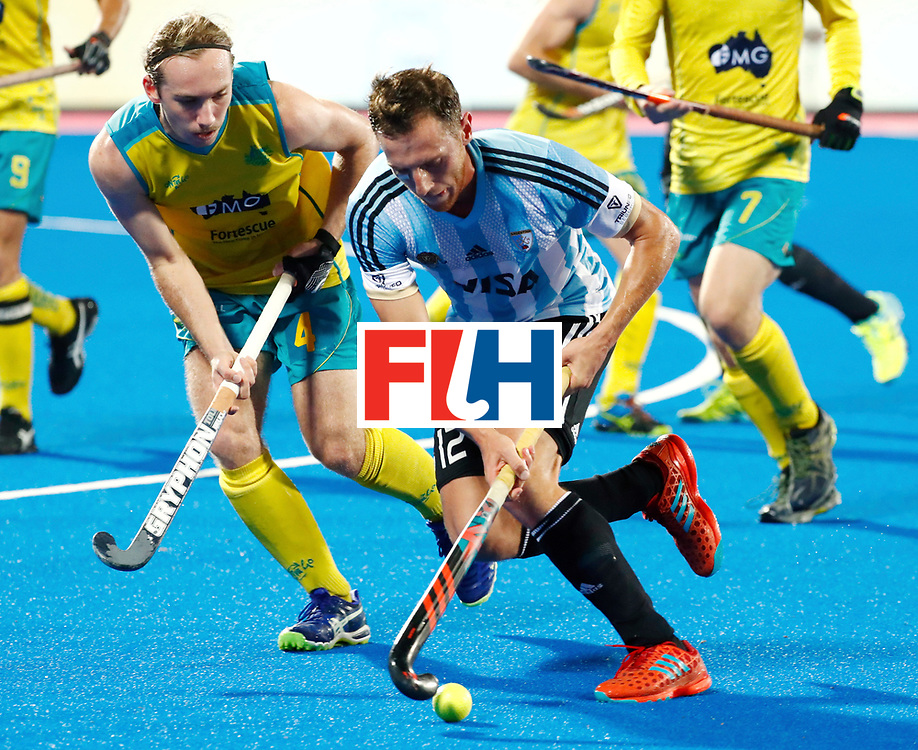 Odisha Men's Hockey World League Final Bhubaneswar 2017<br /> Match id:22<br /> Argentina v Australia<br /> Foto: Lucas Vila (Arg) <br /> WORLDSPORTPICS COPYRIGHT KOEN SUYK