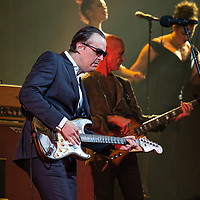 Joe Bonamassa in Concert at The Usher Hall, Edinburgh, Scotland, Great Britain 18th April 2017