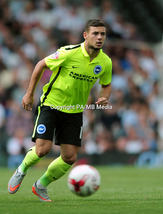 Brighton and Hove Albion's Jake Forster-Caskey