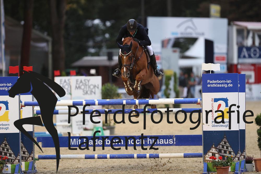 Knippling, Andreas (GER) Csarano D´Argilla Z<br /> Paderborn - Paderborn Challenge 2016<br /> © www.sportfotos-lafrentz.de