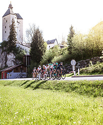 25.04.2018, Mariastein, AUT, ÖRV Trainingslager, UCI Straßenrad WM 2018, im Bild Patrick Konrad (AUT), Stefan Denifl (AUT) // during a Testdrive for the UCI Road World Championships in Mariastein, Austria on 2018/04/25. EXPA Pictures © 2018, PhotoCredit: EXPA/ JFK
