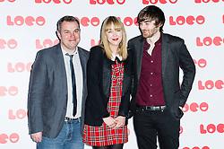 © Licensed to London News Pictures. 24/01/2014, UK. Laura Patch, Benny & Jolene - World Premiere, BFI Southbank, LONDON, 24 January 2014. Photo credit : Raimondas Kazenas/Piqtured/LNP